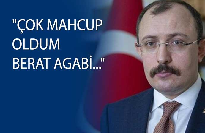 Sosyal medya yeni bakan Mehmet Muş'un Berat Albayrak'a attığı maili konuşuyor