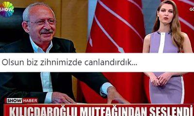 Haber değil, habercik! Show Haber'in 15 saniyelik Kılıçdaroğlu haberi gündem oldu