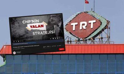 AKP'nin propagandasını yapan TRT'ye dislike yağmuru