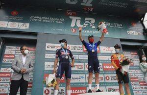 Jose Manuel Diaz Türkiye şampiyonu