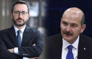 Altun ve Soylu HDP'yi hedef aldı