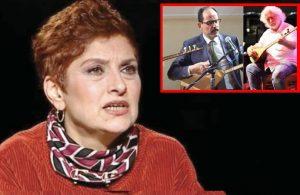 Şükriye Tutkun'dan Erkan Oğur'a tepki: İbrahim Kalın'dan ben özür diliyorum