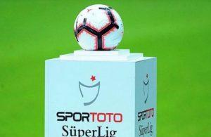 Süper Lig'de 2021-2022 sezonu fikstürünün belirleneceği tarih açıklandı