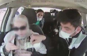 Taksici müşterisinin 4 bin dolarını böyle çaldı