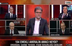 Ahmet Hakan kirli çamaşırlar gün yüzüne çıkınca reklama kaçtı