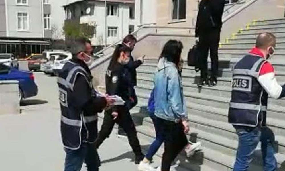 Şantajcı çeteye operasyon: 4 tutuklama