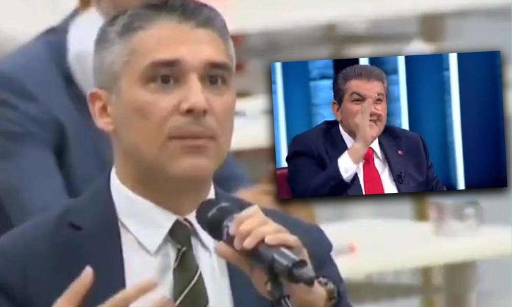 AKP'li Tevfik Göksu'nun sözleri böyle yalanlandı