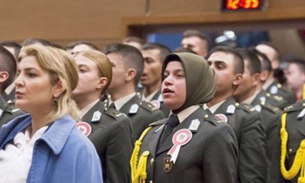 Danıştay'dan 'TSK'da türban' kararı