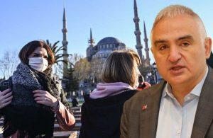 Bakan Ersoy: Türkiye'de turist olmak avantajlı bir durum