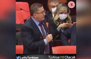 İYİ Partili Türkkan AKP'lilerin yüzüne söyledi! 'Soylu soruşturma açmalı'