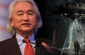Dr. Michio Kaku'dan uzaylılarla ilgili çarpıcı açıklama