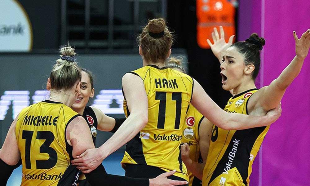 Sezonun şampiyonu VakıfBank