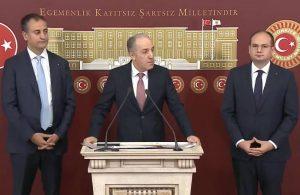 Yeneroğlu: 'Yasama Bayramı' olması gerek 23 Nisan buruk geçiyor