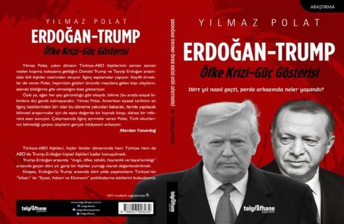 Erdoğan-Trump ilişkisi kitap oldu