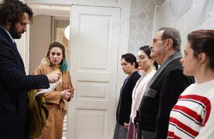 Masumlar Apartmanı'nın başrol oyuncusu diziye veda ediyor