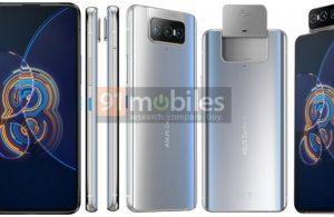 Asus Zenfone 8 serisi 12 Mayıs'ta tanıtılacak