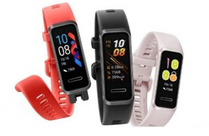 Huawei Band 6: Kandaki oksijeni takip ediyor