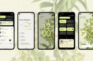 Android 12 tanıtıldı: Son yıllardaki en büyük tasarım değişikliği