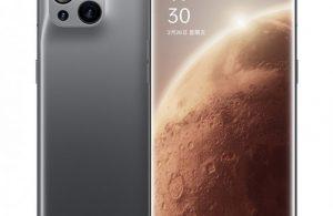 Oppo Find X3 Pro Mars Exploration Edition duyuruldu