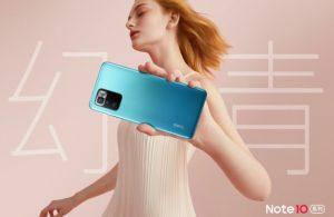 Redmi, 26 Mayıs'ta Çin'de Redmi Note 10 5G serisi akıllı telefonlarını duyuracak