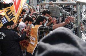 İstanbul'da 1 Mayıs: Taksim'e yürümek isteyenlere polis müdahalesi