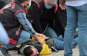 EGM: 1 Mayıs eylemlerinde 394 kişi gözaltına alındı