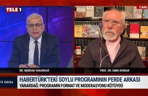 Süleyman Soylu programda kime mesaj verdi? | 18 DAKİKA
