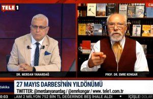 Emre Kongar: Adnan Menderes, Hasan Polatkan ve Fatin Rüştü Zorlu'nun…