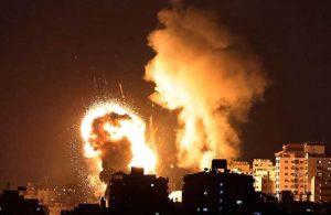 """Tam"" kapanmada yurdun dört bir yanında İsrail protestosu"