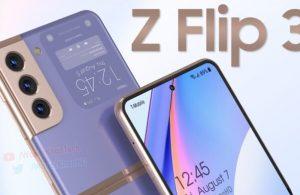Samsung Galaxy Z Flip3 5G 15 W şarj cihazıyla birlikte geliyor!