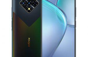 Infinix Note 10 Pro'nun görüntüsü paylaşıldı