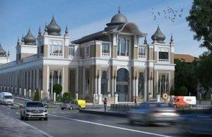 AKP'li belediyenin 33 milyon liralık 'Akıllı Nikah Sarayı' hizmete girmeden tadilata girdi