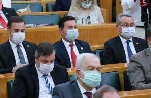 Başkan Aras'ın Ankara temasları