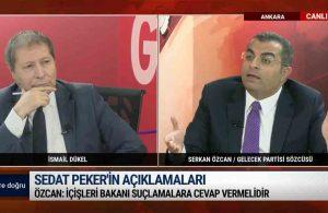 Serkan Özcan: Helallik istemek yönetemediklerinin itirafıdır