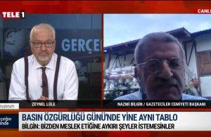 Nazmi Bilgin: Böyle bir İçişleri Bakanı başımızdayken, polislerden 'sevgi' beklemek çok zor – GERÇEĞİN İZİNDE