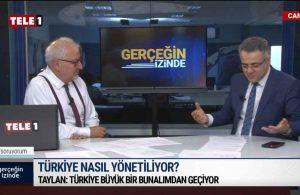Murat Taylan: Türkiye her konuda büyük bir bunalımın içerisinde – GERÇEĞİN İZİNDE