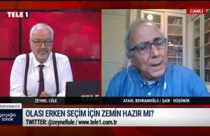 Ataol Behramoğlu ilk kez konuştu: Kemal Kılıçdaroğlu… | GERÇEĞİN İZİNDE