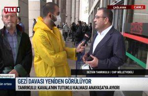 CHP'li Tanrıkulu: Erdoğan bu ülkenin aynı zamanda 'Türkiye Başsavcısı'