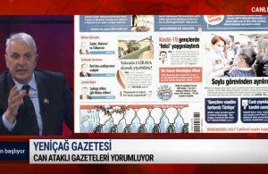 Can Ataklı'dan çarpıcı iddia: Soylu, MHP'nin başına geçebilir   GÜN BAŞLIYOR