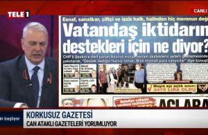 Can Ataklı: Erdoğan- Soylu gerilimi başlayacak | GÜN BAŞLIYOR
