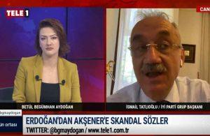 Tatlıoğlu, Erdoğan'ın sinirlendiği sloganı açıkladı | GÜN ORTASI