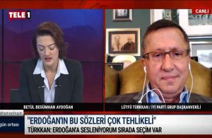 Lütfü Türkkan, Erdoğan'a cevap verdi | GÜN ORTASI