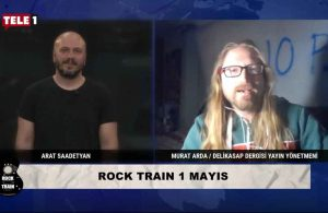 Rock Train'den emekçilere selam – ROCK TRAIN