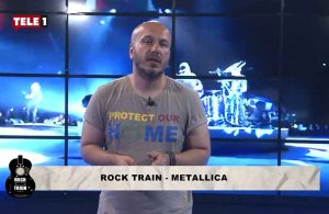 10 Grammy ödülünün sahibi Metallica | ROCK TRAIN