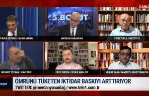 Anketler AKP'nin seçim hesaplarını mı bozuyor? – 5. BOYUT