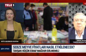 Türkiye Halciler Federasyonu Başkanı: Bir aylık ürün çöpe gitti – GÜN ORTASI