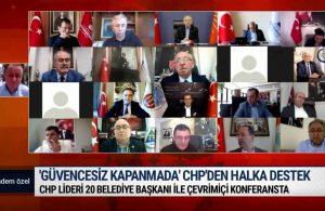 'Güvencesiz kapanma'da CHP'den halka destek – GÜNDEM ÖZEL