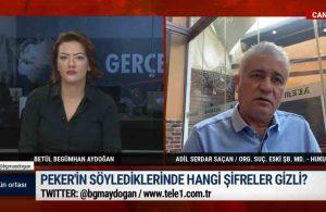 Eski Organize Suçlar Şube Müdürü Saçan, Sedat Peker'i anlattı – GÜN ORTASI