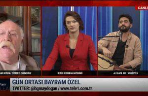Tiyatrocu Orhan Aydın: Müzisyenlerin sigortası ödenmediği için sağlık hizmeti alamıyor | GÜN ORTASI
