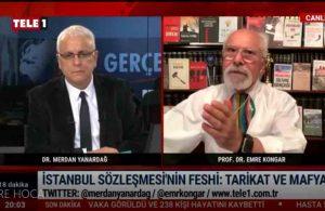 Emre Kongar: İstanbul Sözleşmesi'nin feshinin arkasında tarikatlar var | 18 DAKİKA